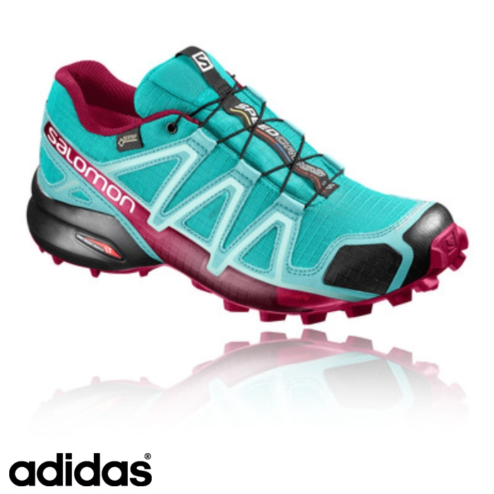 Salomon Speedcross 4 Gtx Scarpe Da Donna Trail Vendibile N55g5304qo60 Running Bfgqstvz78
